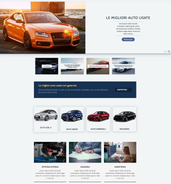 Autocars - WordPress Theme